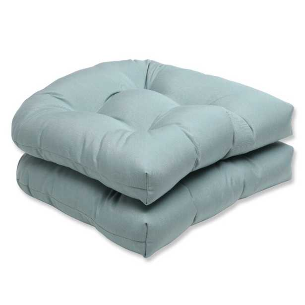 Eastview Indoor/Outdoor Sunbrella Dining Chair Cushion (Set of 2) - Wayfair