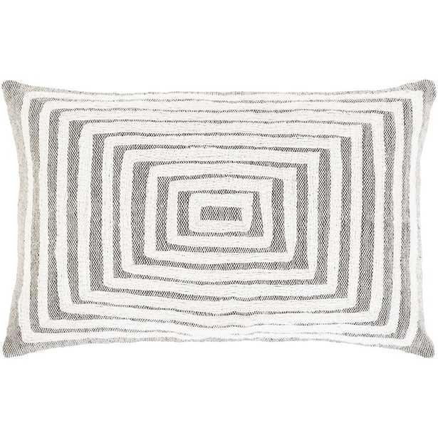 Niotaze Geometric Lumbar Pillow Cover - Wayfair