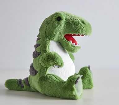Dinosaur Light-Up Plush - Pottery Barn Kids