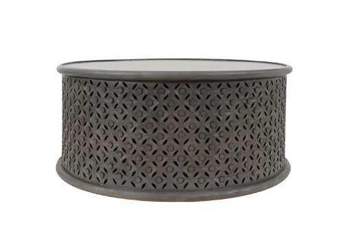 Lorraine Coffee Table- Antique Gray - Wayfair