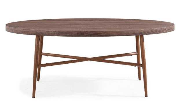 Umstead Oval Coffee Table - Wayfair