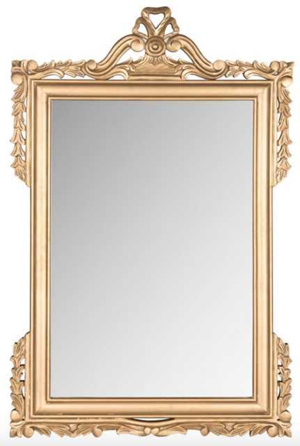 Pedimint Mirror - White - Arlo Home - Arlo Home