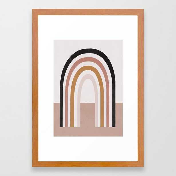 Rainbow 2 Framed Art Print - Society6