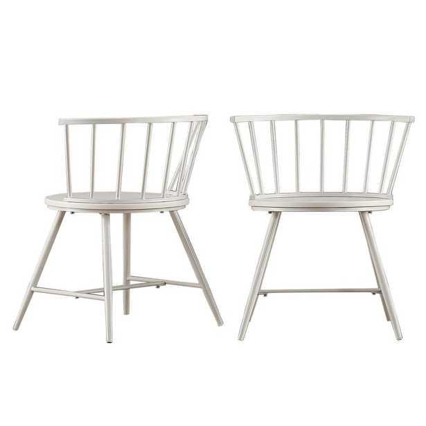 Vecchia Dining Chair, set of 2 - Wayfair