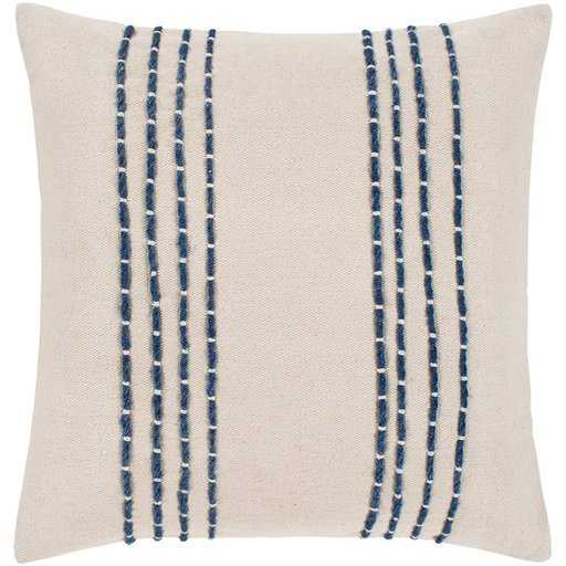 """Emilio, 20"""" Pillow with Poly Insert - Neva Home"""