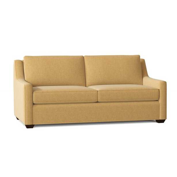 "Léa 72"" Recessed Arm Sofa Bed - Birch Lane"