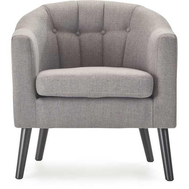 Ivey Tufted Armchair - Wayfair