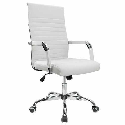 Renda Mid-Back Ribbed Task Chair - Wayfair
