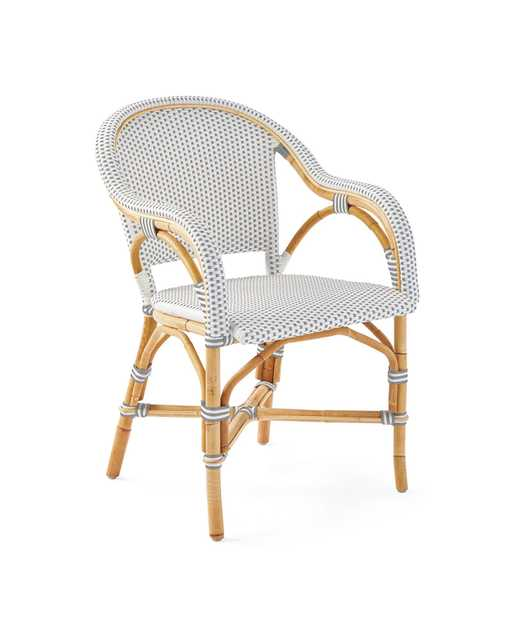 Riviera Dining Armchair - Serena and Lily