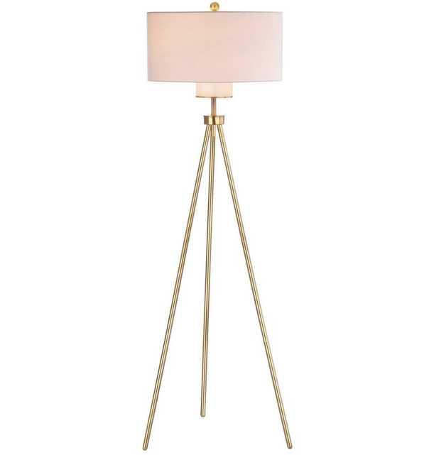 "Floretta 66"" Tripod Floor Lamp - Wayfair"