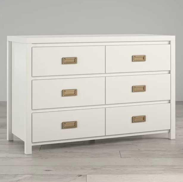 Monarch Hill Haven 6 Drawer Double Dresser - Wayfair