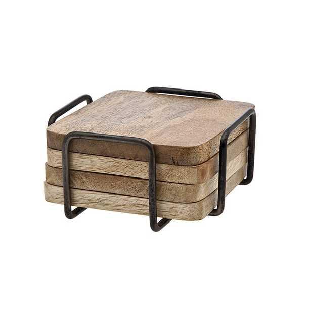 Wooden Coaster - Wayfair