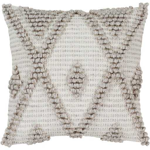 Anders Pillow with Poly Insert - Neva Home