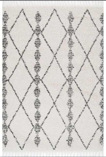 Finley Diamond Helix Tassel - Loom 23