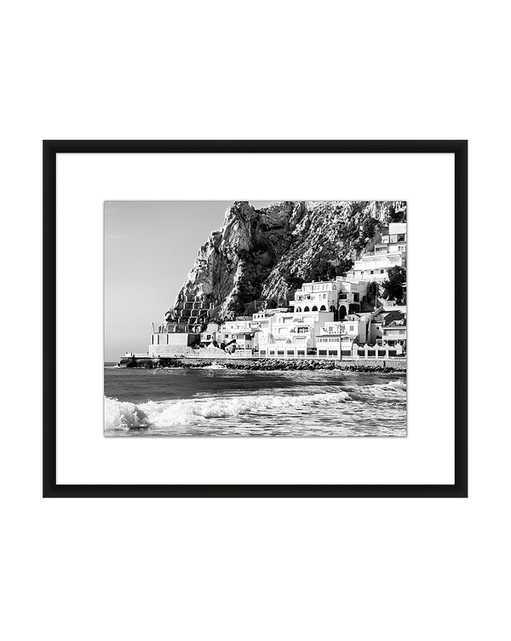COASTAL CLIFFS Framed Art - McGee & Co.