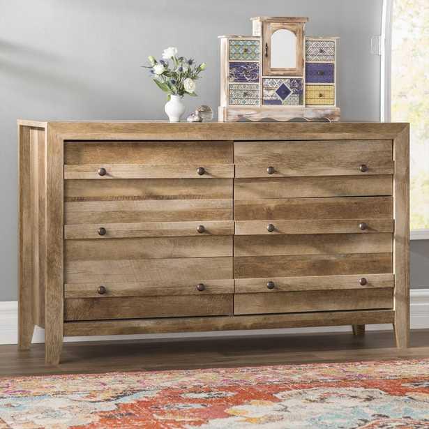 Riddleville 6 Drawer Double Dresser - Wayfair