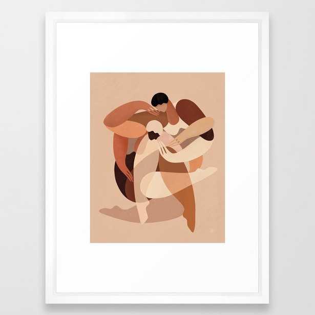 Abstract figures     Art Print - Society6