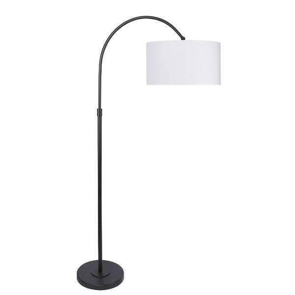 "Mineo 63.5"" Arched Floor Lamp - Wayfair"