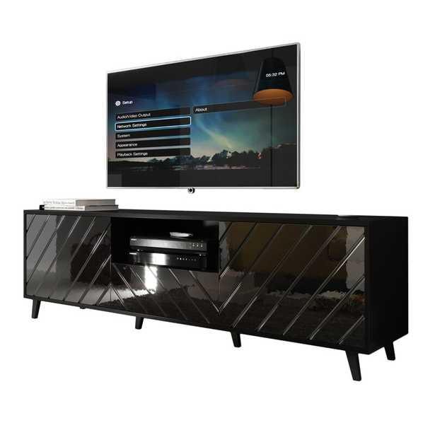 """Amaya TV Stand for TVs up to 78"""" - Wayfair"""