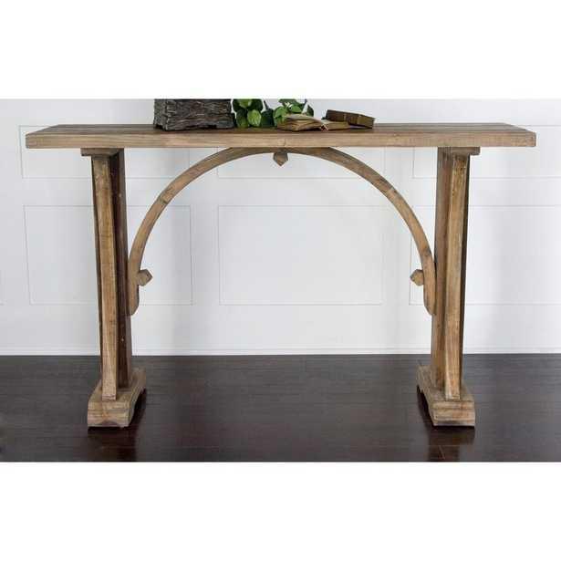 Aubin Console Table - Wayfair