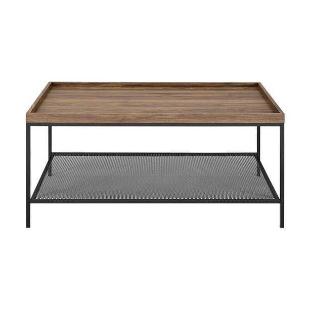 Poling Industrial Coffee Table - Wayfair
