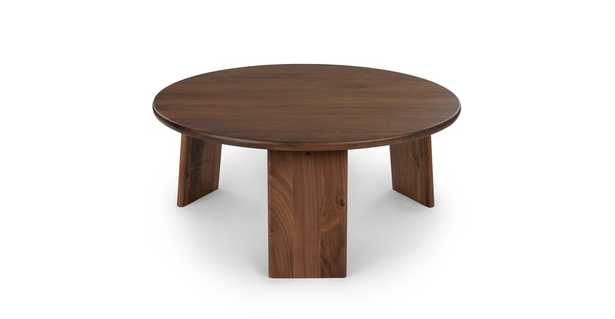 Uddo Walnut Coffee Table - Article