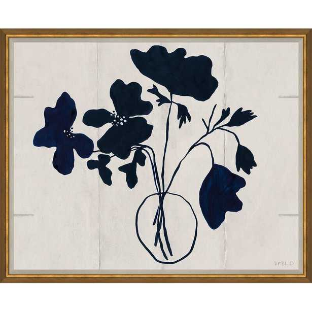 Susan Hable Anemone - Picture Frame Print on Paper - Perigold
