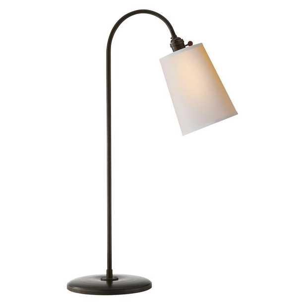 MIA TABLE LAMP - AGED IRON - McGee & Co.