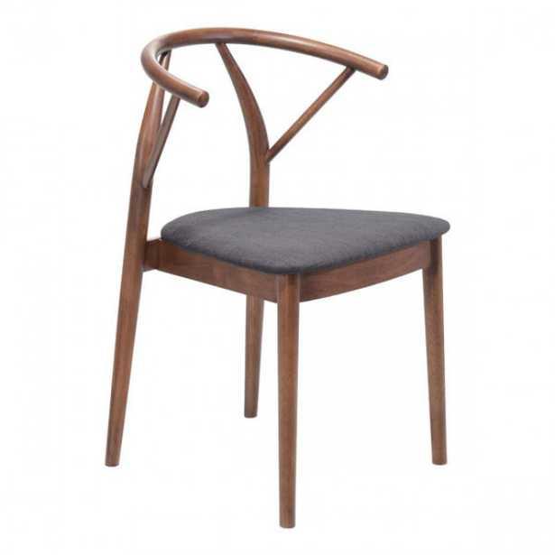 Communion Dining Chair Espresso, Set of 2 - Zuri Studios