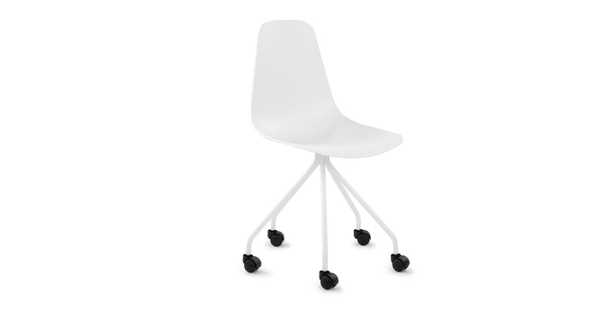 Svelti Office Chair -WHITE - Article