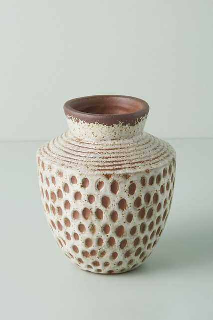 Julieta Vase By Anthropologie in White Size M - Anthropologie