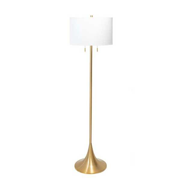 """Mattison 64"""" Floor Lamp - Wayfair"""