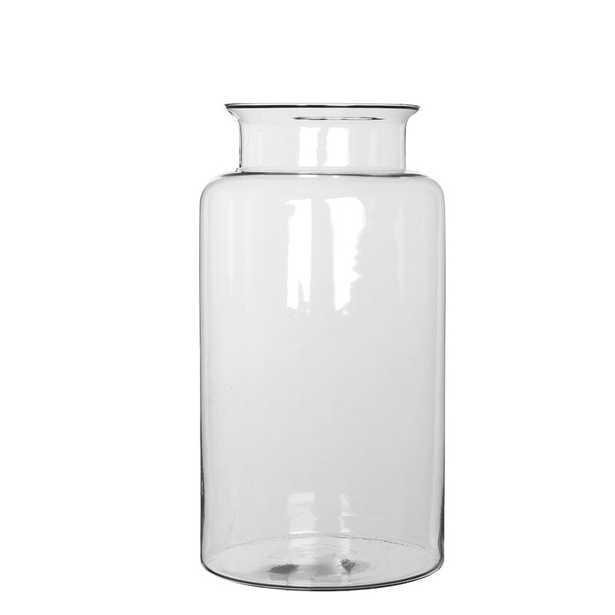 """13.75"""" H x 7.5"""" W x 7.5"""" D Rolen Table Vase - Wayfair"""
