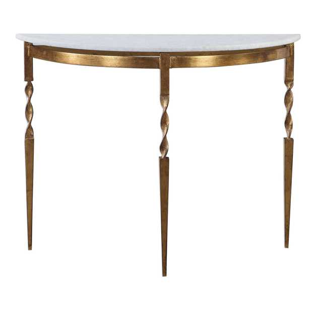 IMELDA CONSOLE TABLE - Hudsonhill Foundry