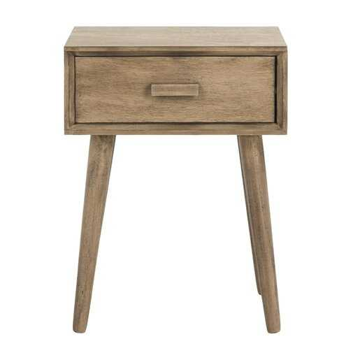 Lyle End Table With Storage - Wayfair