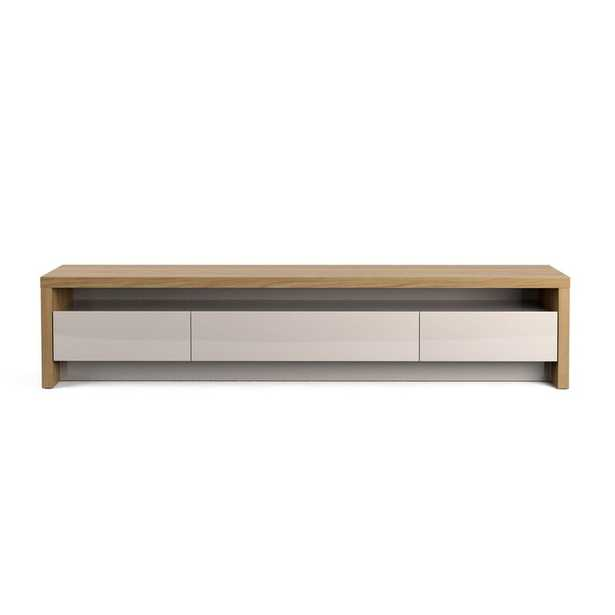 """Makiver TV Stand for TVs up to 70"""" - Wayfair"""