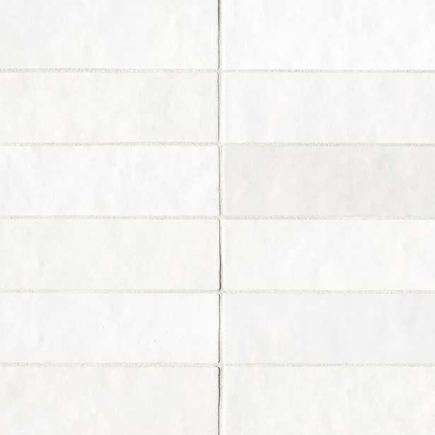"Daniels 2.5"" x 8"" Ceramic Subway Tile - AllModern"