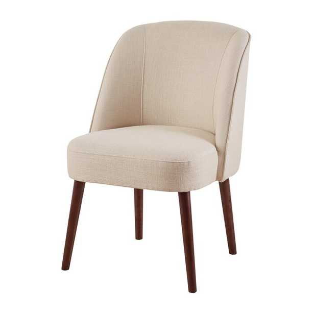 Mae Solid Wood Upholstered Dining Chair - AllModern