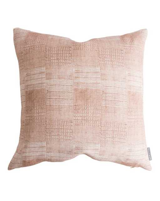 RUBY PILLOW COVER - McGee & Co.