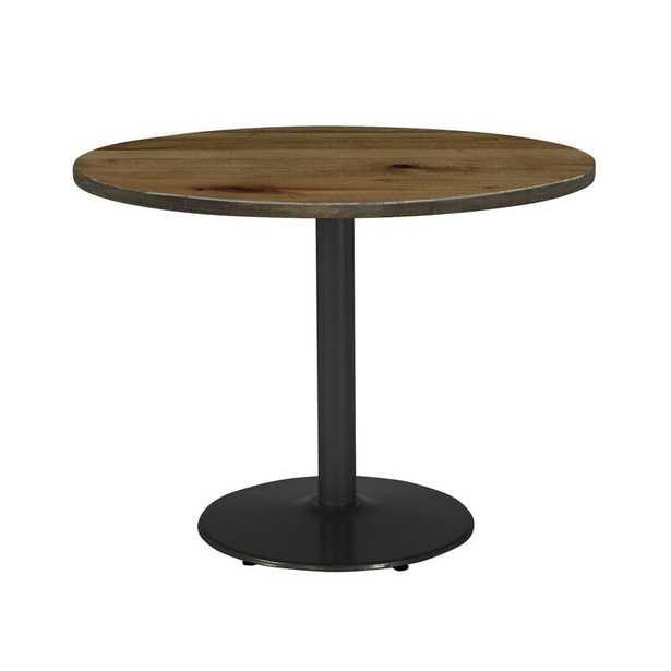 Urban Loft Round Multipurpose Table - Wayfair