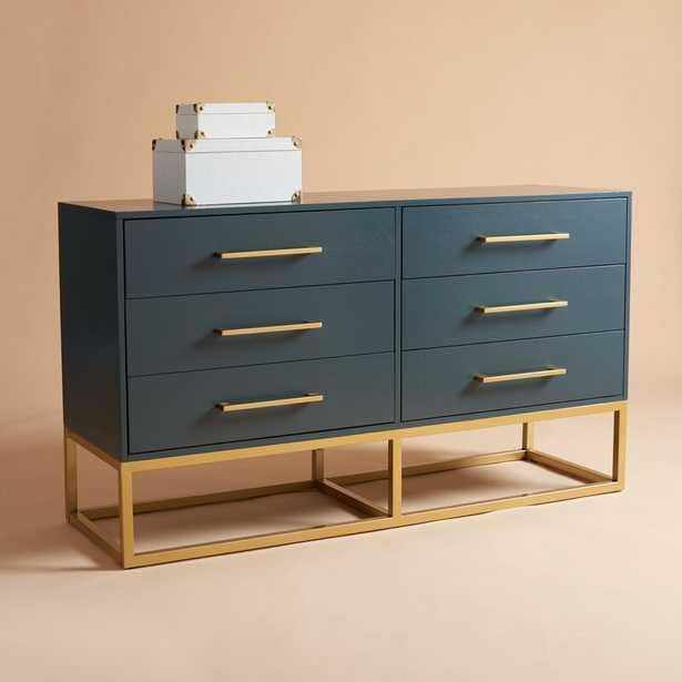 Estelle 6 Drawer Standard Dresser/Chest - Wayfair