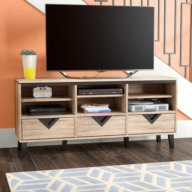 """Mcgowen TV Stand for TVs up to 55"""" - Wayfair"""