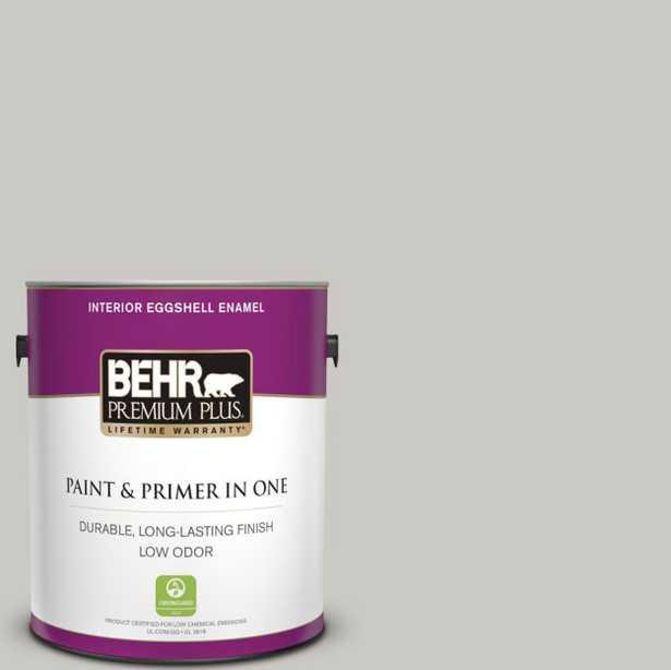 Behr Premium Plus Interior Paint in Dolphin Fin - Home Depot