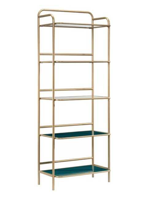 Hosea Etagere Bookcase - Wayfair