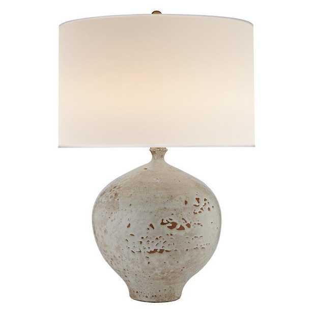 GAIOS TABLE LAMP - PHARAOAH WHITE - McGee & Co.