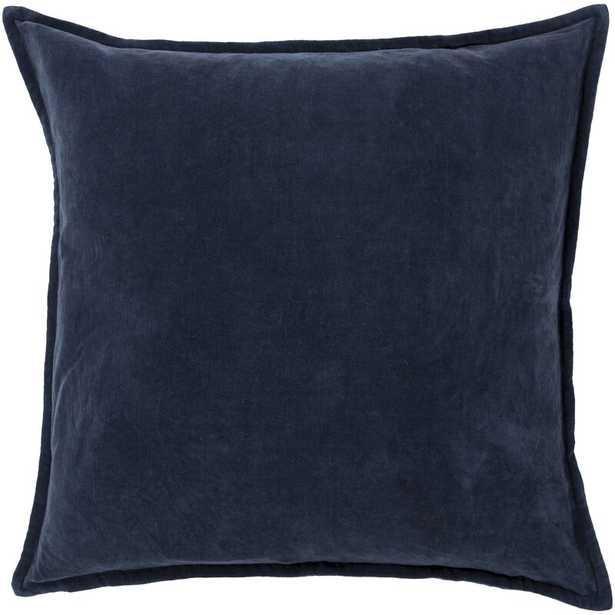"""Bradford Cotton Throw Pillow 22""""x22"""" - Wayfair"""
