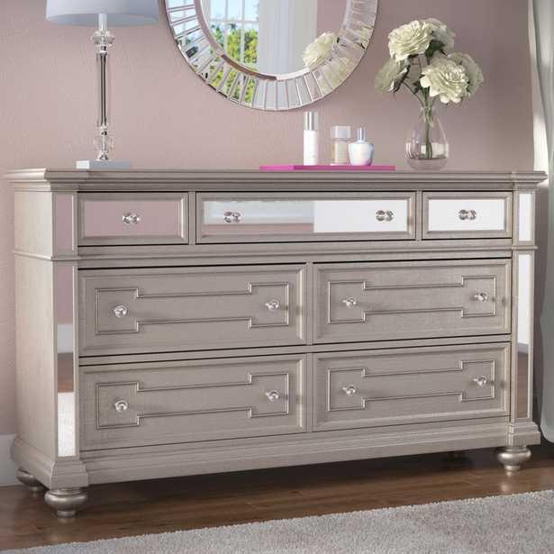 Ronna 7 Drawer Standard Dresser - Wayfair
