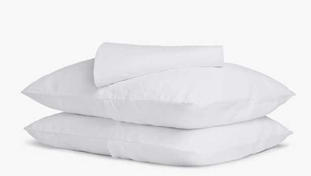 Linen Sheet Set-White-Queen - Parachute