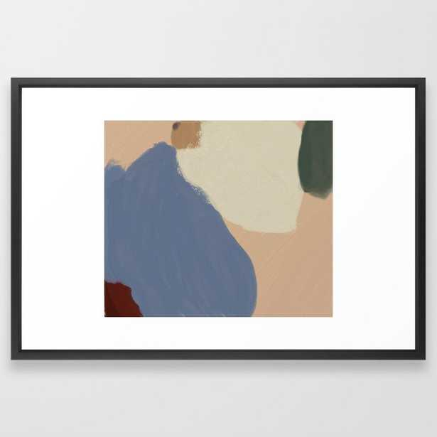 Splendid Awakening Framed Art Print - Society6