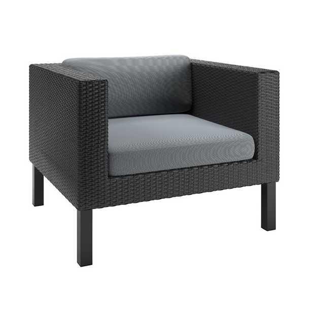 Socha Patio Chair with Cushion - AllModern